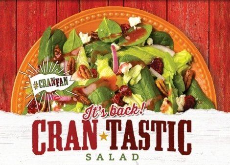 Crantastic Salad