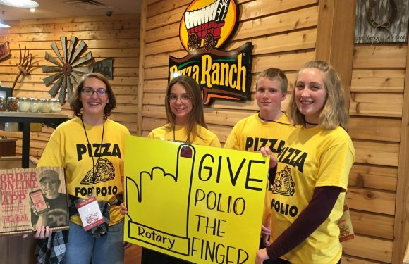 Baraboo Pizza for Polio 1