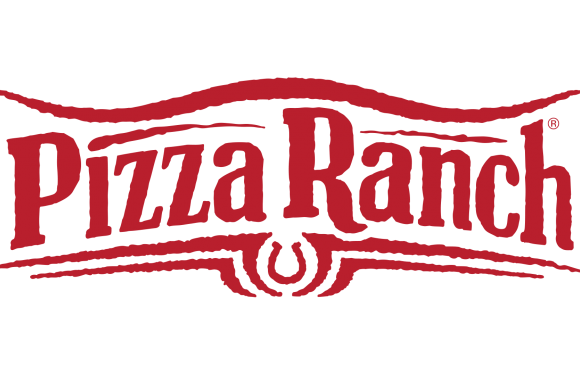 Pizza Ranch logo (red)