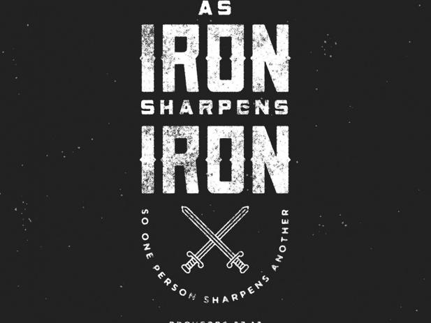 Download e-book As Iron Sharpens Iron