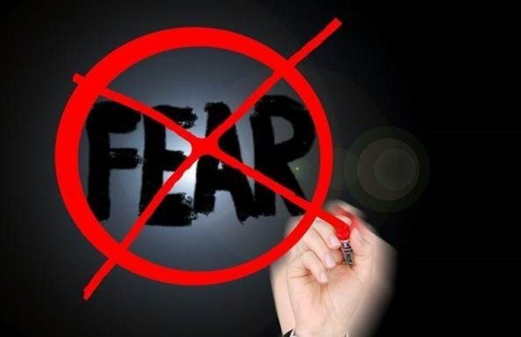 Friday Devotional - No Fear