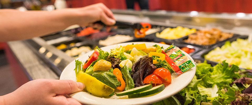 960X400 Salad Bar