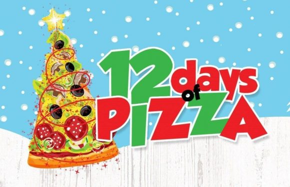 12 Days of Pizza