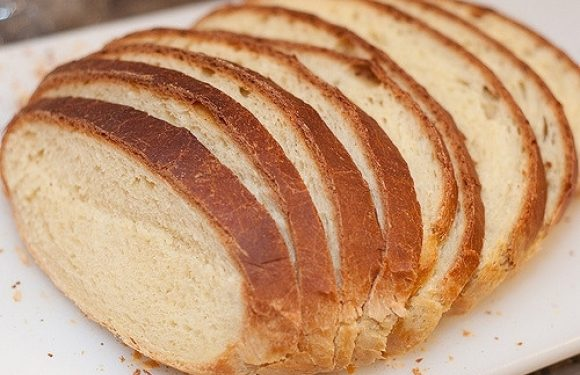 Loaf of Bread sliced