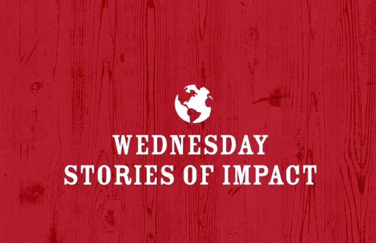 """Wednesday - Stories of Impact : """"Do not focus on disability, focus on ability."""""""